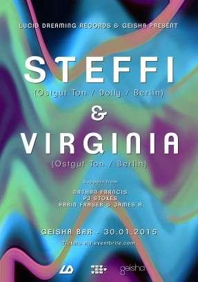 A3 Steffi & Virginia