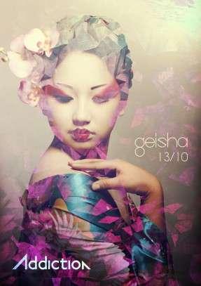 Addiction Geisha Oct FULL No DJs