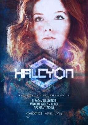 Amon Geisha Halcyon Facebook