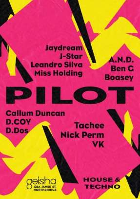 Pilot Generic A3