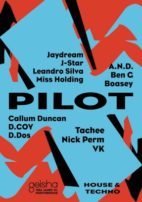 Pilot Generic 2 Web Poster