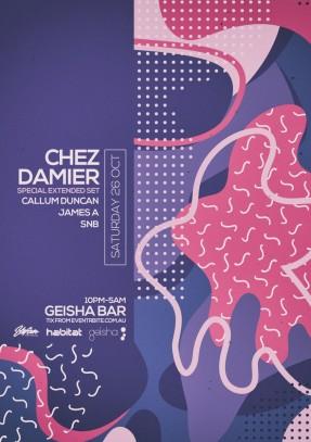 Geisha_ChezDamier_eFlyer