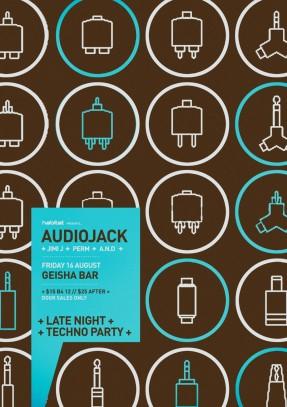 Habitat_Audiojack2019_Poster