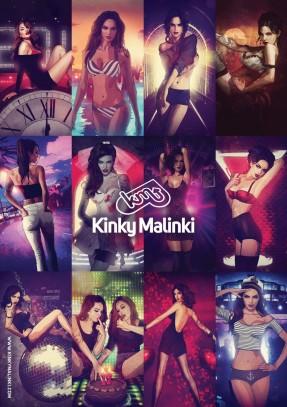 Kinky Malinki poster